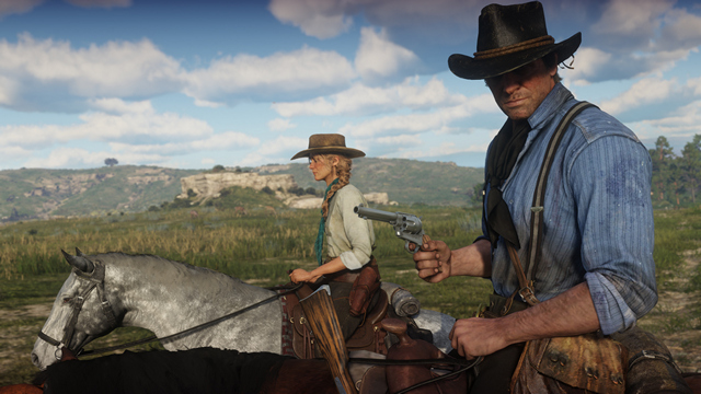 Red Dead Redemption 2 to Rival PUBG With a Battle Royale Mode: Report