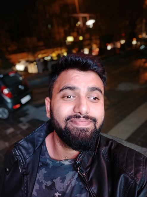 Redmi Note 5 Pro Portrait Mode Front 2