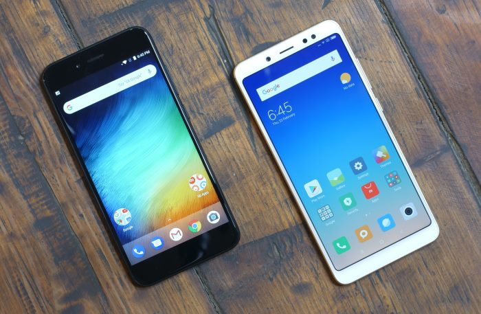 Redmi Note 5 Gets Stock Android with Mi A1 ROM Port | Beebom