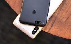 Redmi Note 5 Pro vs Mi A1 Camera