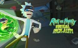 Rick and Morty Virtual Rick-ality Featured