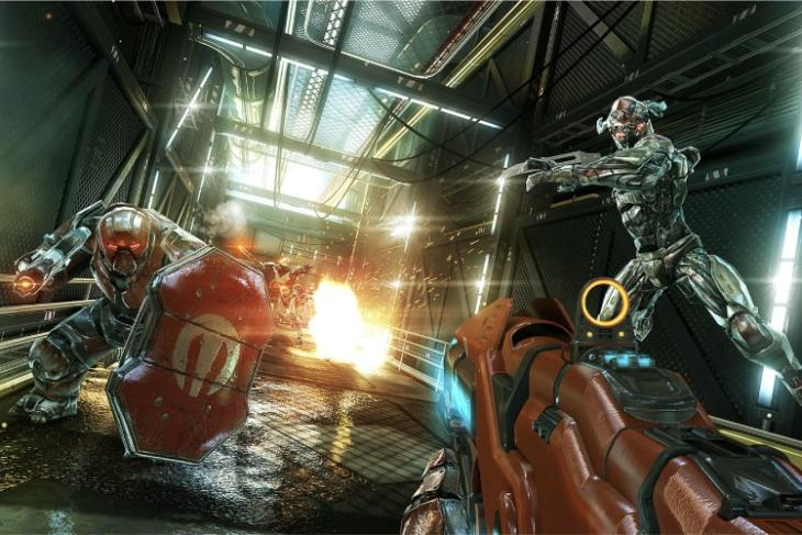 Shadowgun Legends, the Closet Game to Destiny You Can Get on Android Is Open for Pre-Order