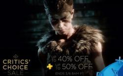 Sony PlayStation Critics Choice sale