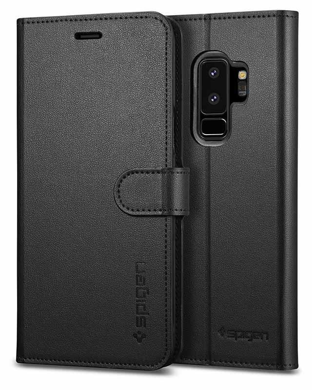 Spigen Wallet S galaxy S9 Plus Case