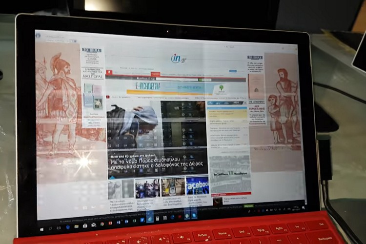 Surface Pro 4's 'Screen Flickering' Issue May Have a Bizarre