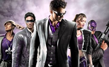 THQ Saints Row Featured