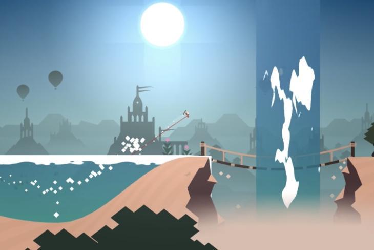 Team Alto Launches New Alto's Odyssey Endless Runner Game Based in Desert
