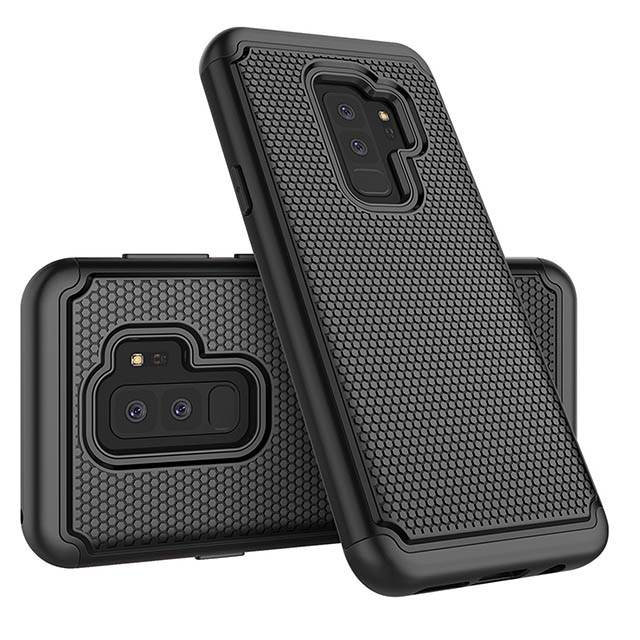 Tekcoo Galaxy S9 Plus Sturdy Case