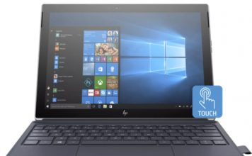 The First Windows 10 ARM PC From HP Now Up For Pre-Order
