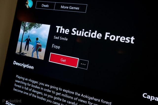 """Microsoft Removes Logan Paul Inspired """"The Suicide Forest"""" Game from Xbox Marketplace"""