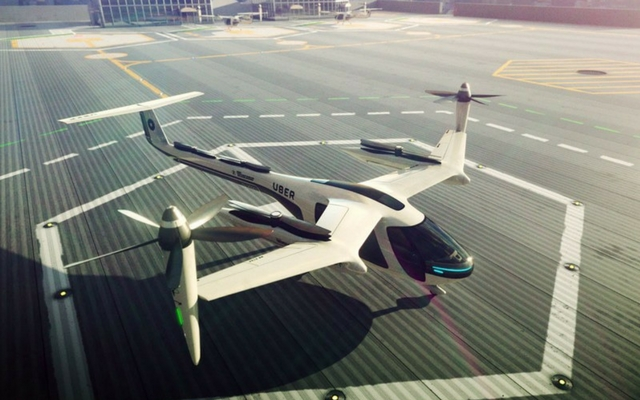 Uber Could Be Using Flying Cars in 5-10 Years, Says CEO