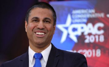 FCC Boss Ajit Pai Gets an Actual Gun by NRA for Killing Net Neutrality