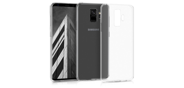 galaxy s9 clear case 2