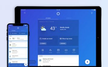 cortana ipad featured