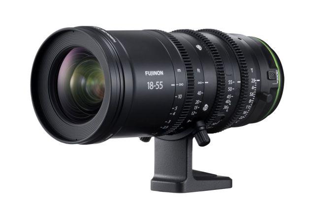 Fujinon MKX 18-55mm f/2.9 Lens