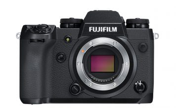Fujifilm X-H1 Announced With In-Body Image Stabilization and Focus on Video