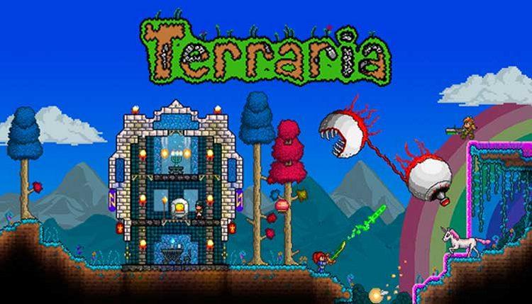 free craft terraria