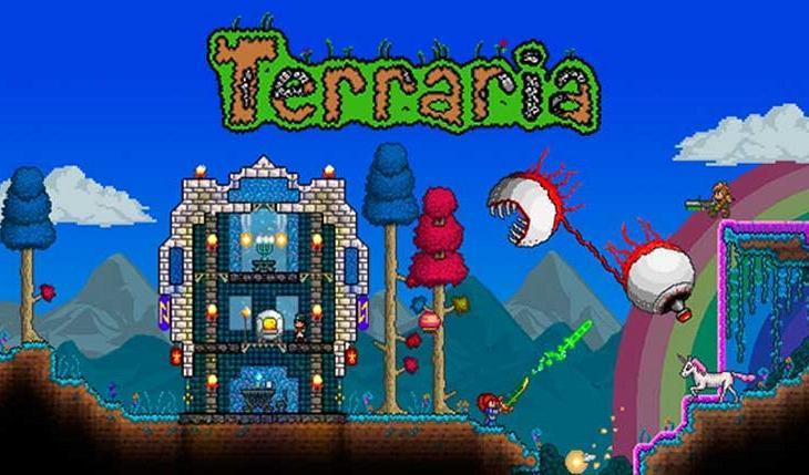 games like Terraria