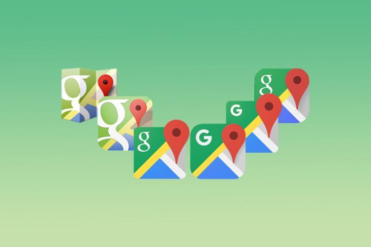 google maps backwards compatible