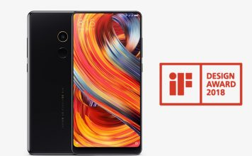 Xiaomi Products Win 13 iF Design Awards For Striking Aesthetics