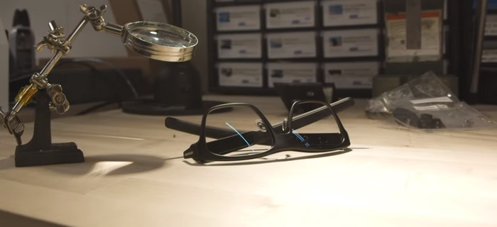 intel smartglass