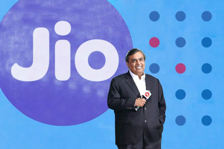 reliance jio free data