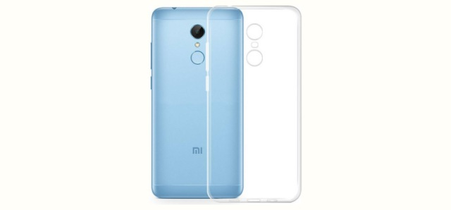 lilliput redmi note 5 clear case