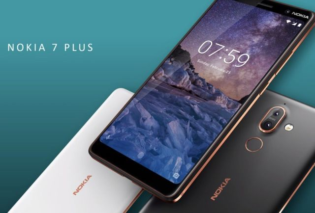Nokia 7 Plus announced