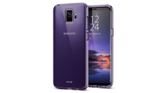 olixar galaxy s9 case