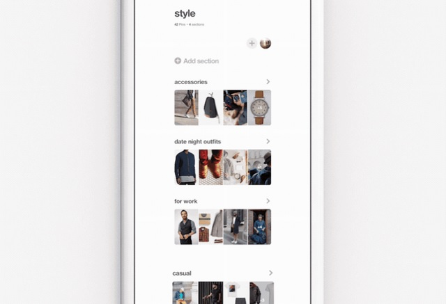 Pinterest Now Lets You Organize, Archive and Reorder Pins, Boards