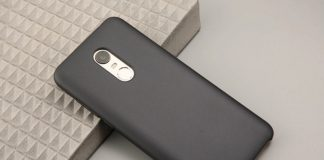 redmi note 5 official case