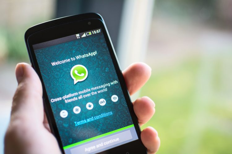 Whatsapp friends mobile number