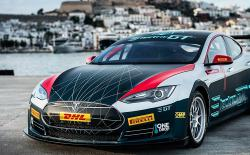 F1 Association Gives a Positive Nod to Tesla EV Racing Championship