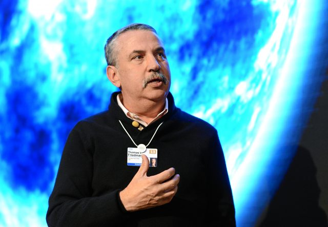 Facebook is Tracking You So Much More Than Aadhaar Cards, says Thomas Friedman