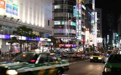 Japan Traffic Tokyo Road Street View City