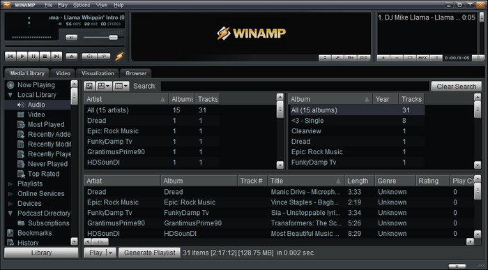 10 Best Music Players for Windows