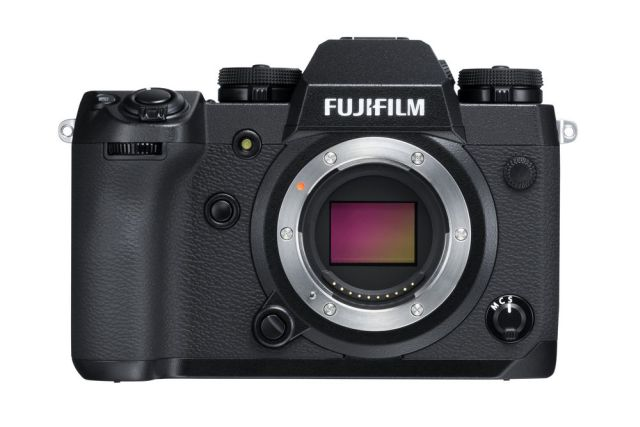 Fujifilm X-H1 launched in India