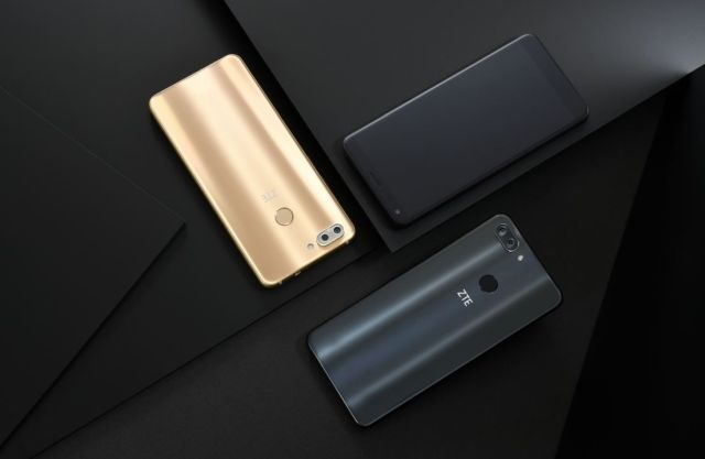 ZTE at MWC 2018: Blade V9, Blade V9 Vita, and ZTE Tempo Go With Android Go