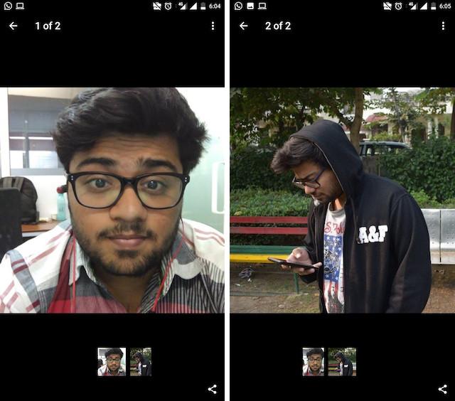 11. Upload Multiple Profile Photo 2b