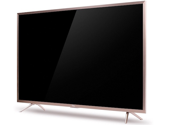 4. TCL L43P2US 4K UHD LED Smart TV