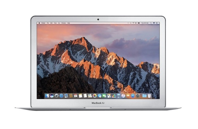 7. Apple MacBook Air
