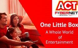 ACT Fibernet ACTTV+