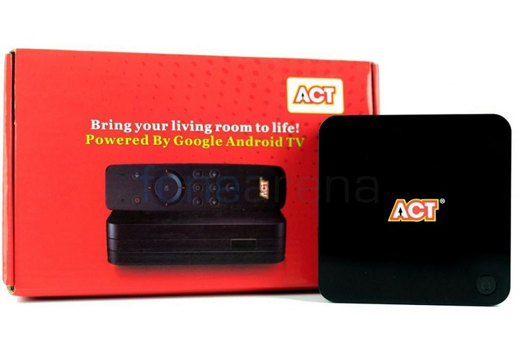 ACTTV+ is a Rebranded 4K Android TV Box Made by ZTE: Report