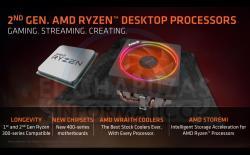 AMD Ryzen 2000 series Featured