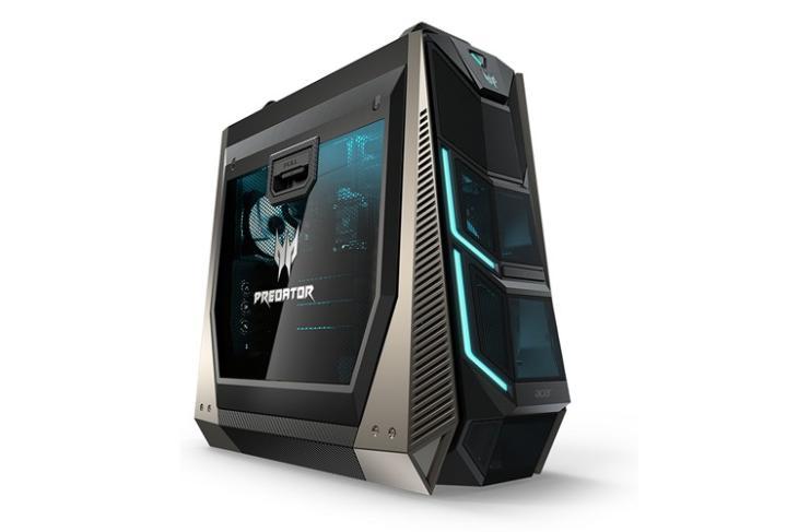 Acer Predator Orion 9000 website