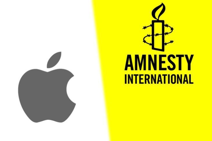 Amnesty International Urges Apple to Warn Chinese Citizens of State Surveillance Risksq