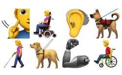 Apple Disability Emojis website