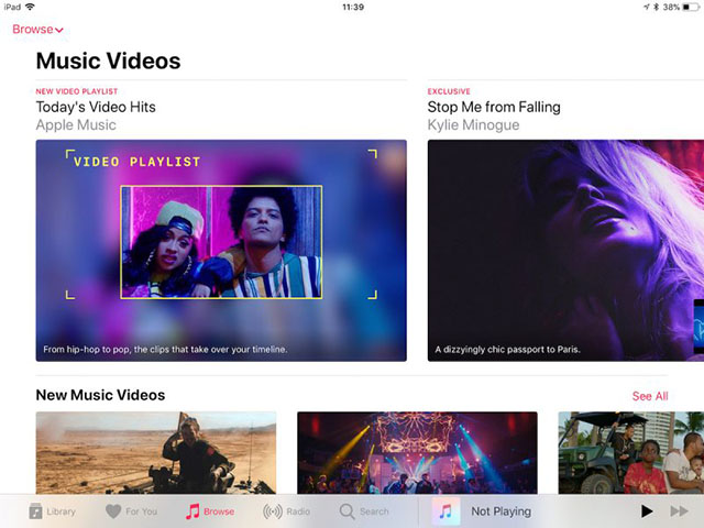 Apple Music Music Videos