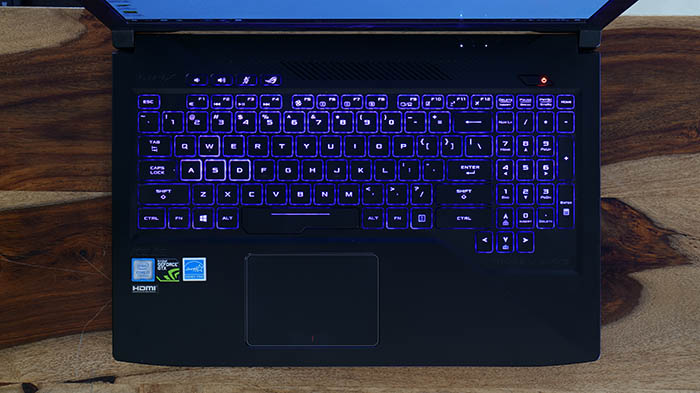 Asus ROG Strix GL503VD Review: Budget Gaming Laptop with an