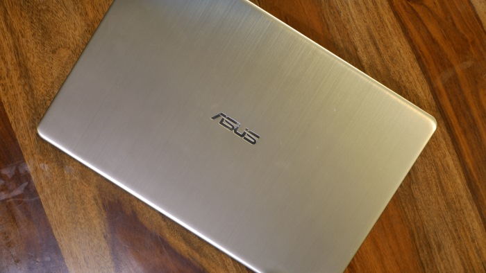 Asus VivoBook S15 S510UN Build Quality